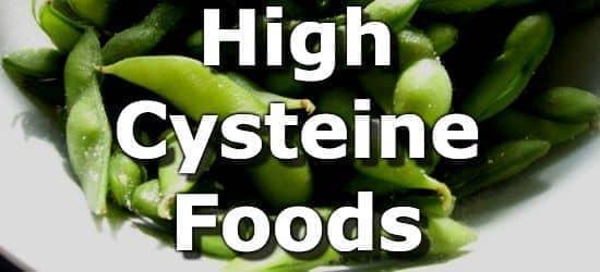 Top 10 Foods Highest in Cysteine
