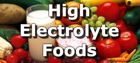 10 Foods High in Electrolytes