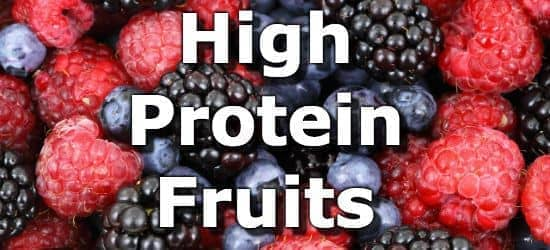 Top 10 Fruits Highest in Protein
