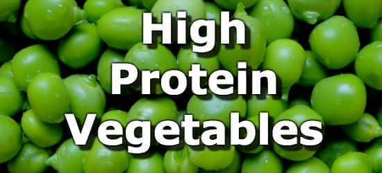 Top 10 Vegetables Highest in Protein
