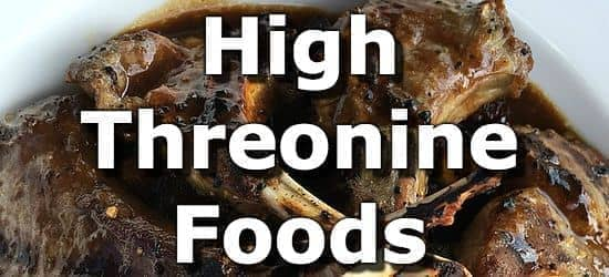Top 10 Foods Highest in Threonine