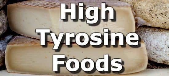 Top 10 Foods Highest in Tyrosine