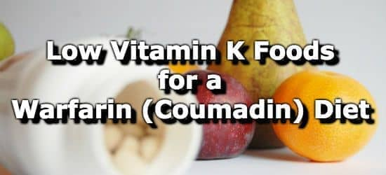 can dieting cause lack of vitamin k