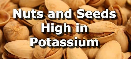 15 Nuts and Seeds High in Potassium