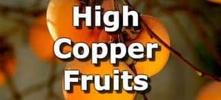 High Copper Fruits