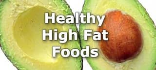 Foods High in Fat