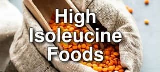 High Isoleucine Foods