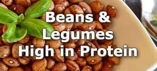 High Protein Beans