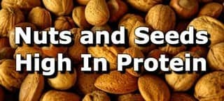 16 Nuts and Seeds High in Protein