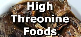 High Threonine Foods