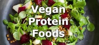 Protein Foods for Vegans