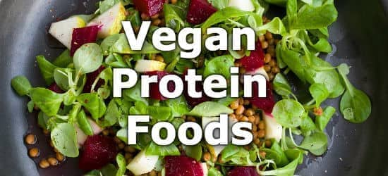 Top 10 Vegan Sources of Protein