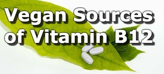 Vegan Sources of Vitamin B12 (Cobalamin)