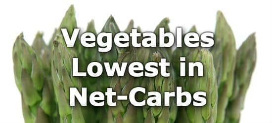 Top 15 Vegetables Low in Net Carbs