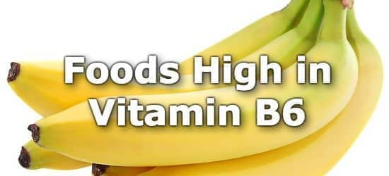 Top 10 Foods Highest in Vitamin B6