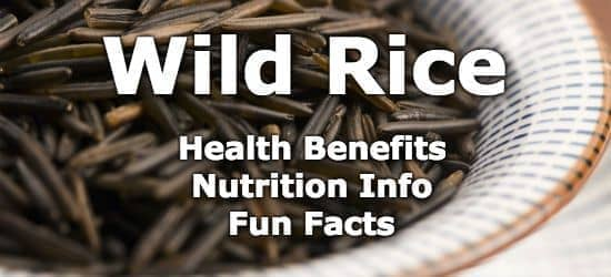 Top 5 Health Benefits of Wild Rice + Nutrition Info and Fun Facts